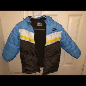 Nike boys size 7 coat